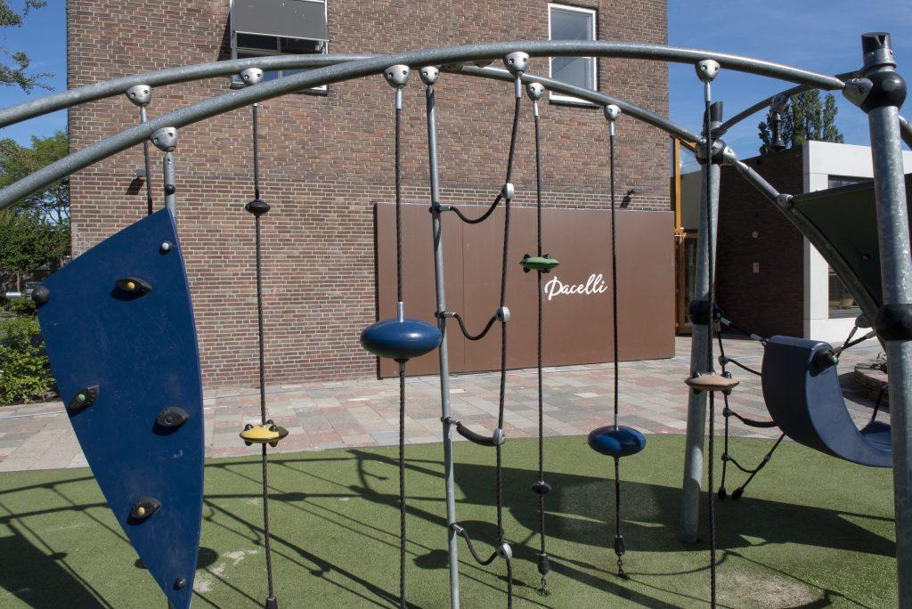 Speelplein - Pacelli school